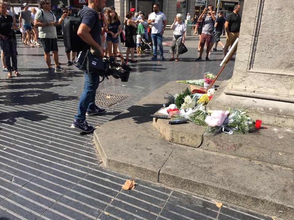 Barcelona aanslag ramblas